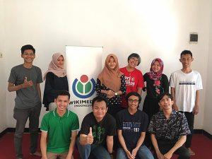 WikiLatih Jawa Yogyakarta @ Wikimedia Yogyakarta