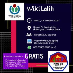 WikiLatih Lombok