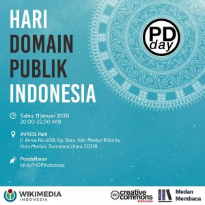 Hari Domain Publik Indonesia @ AVROS Park