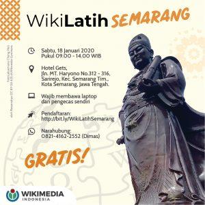 WikiLatih Semarang bersama Blogger Gandjel Rel @ Hotel Gets